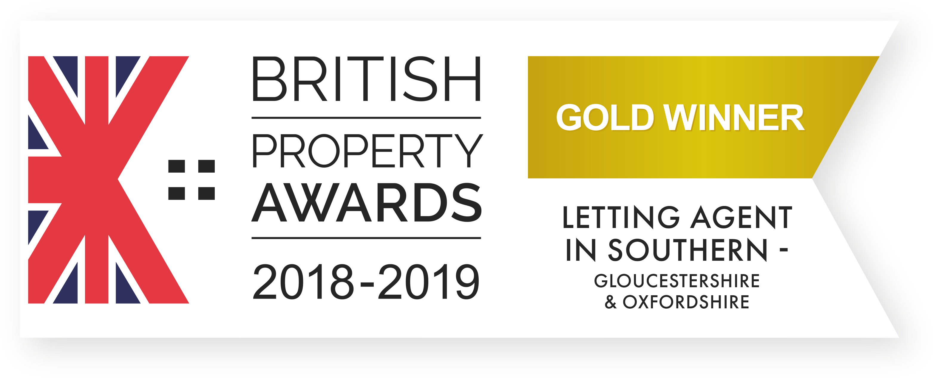 Bennett Jones wins Gold Award for Southern Region - Gloucestershire and Oxfordshire